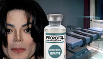 Propofol -- Now Used to Kill People ... On Purpose