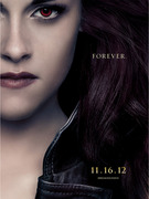 "See Vampire Kristen Stewart In New ""Breaking Dawn -- Part 2"" Posters!"