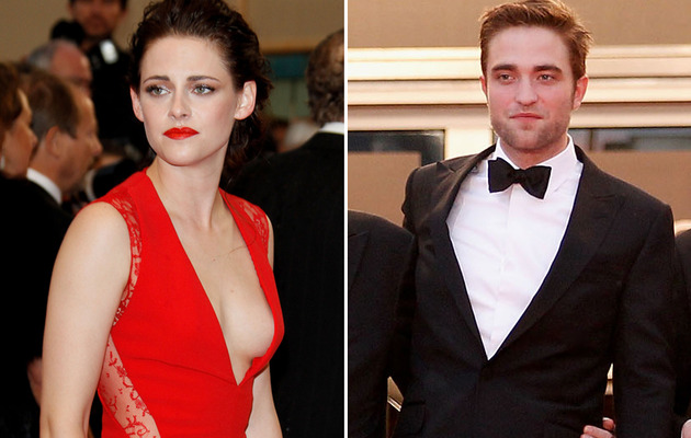 "Kristen Stewart Shows Sexy Side at ""Cosmopolis"" Premiere"