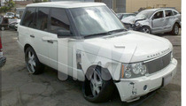 Jenna Jameson's Range Rover -- Smoking Gun in DUI Case