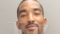 J.R. Smith -- NBA Star Arrested in South Beach