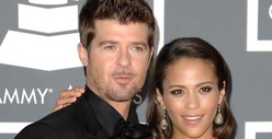 Robin Thicke and Wife Paula Patton -- Tax Lien Paid ... Sexily