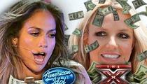 Britney Spears vs. Jennifer Lopez -- It's All About Money