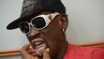 Dennis Rodman -- Slapped with Contempt Over Huge Child Support Debt
