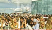 Justin Bieber -- Dozens of Girls Injured During Norway Concert