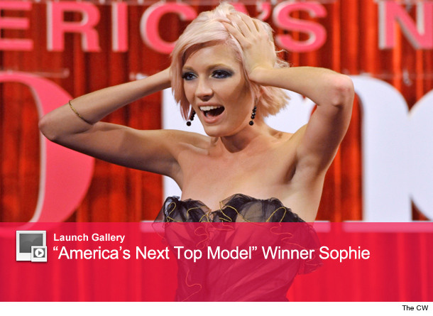 sophie sumner america's next top model winner