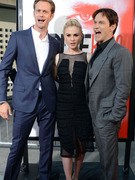 "Anna Paquin Flaunts Baby Bump at ""True Blood"" Season 5 Premiere!"