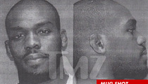UFC Champ Jon 'Bones' Jones -- The DUI Mug Shot