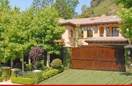 Home belonging to Kim Kardashian