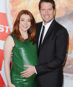 Alyson Hannigan Welcomes A Baby Girl!