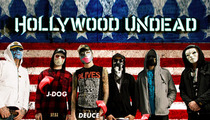 Hollywood Undead -- Bandmates Beats Up Lead Singer -- Cops On the Case