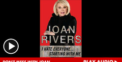 Joan Rivers -- Costco Won't Sell My Book!