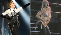Madonna Resurrects Famous Cone Bra for New Tour!