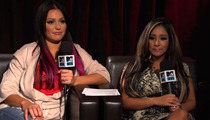 Jwoww and Snooki Diss Ryan Gosling!
