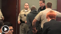 Floyd Mayweather Jr. Surrenders for Jail Stint