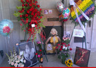 Marilyn Monroe -- Grave Site BOMBARDED with Marilyn