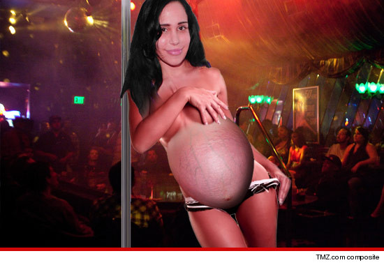 Octomom... the stripper!!!