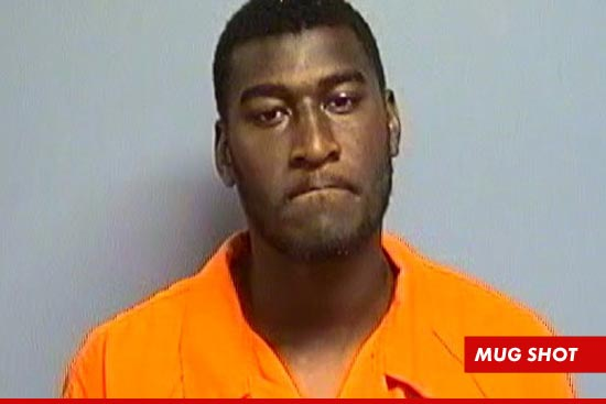 Justin Blackmon mug shot