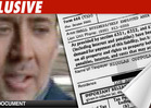 Nic Cage -- Six Million More Tax Prob