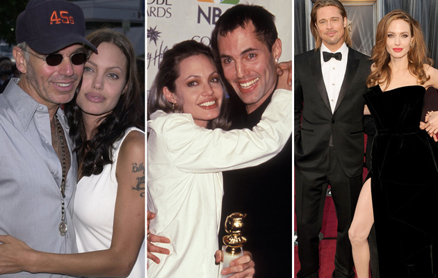 Angelina Jolie Turns 37 -- See Her Most Outrageous Moments!