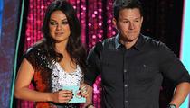 """Mila Kunis Heckled by """"Vulgar"""" Audience Member During MTV Movie Awards"""