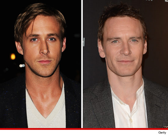 Ryan Gosling vs. Michael Fassbender