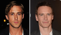 Ryan Gosling vs. Michael Fassbender: Who'd You Rather?!