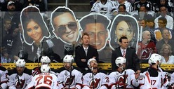 Kings Fans Taunt Devils with &#039;Jersey Shore&#039; Cast