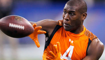 Justin Blackmon -- NFL Rookie Pleads Not Guilty to DUI