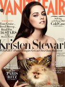 Kristen Stewart Stuns in Vanity Fair, Addresses Bullies