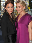 Mary-Kate Olsen Debuts Brunette 'Do at CFDA Awards
