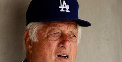 Tommy Lasorda Hospitalized -- Suffers Heart Attack