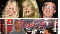 TMZ Live: Kim Zolciak -- Real House LIES of Atlanta
