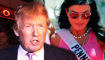 Donald Trump -- Miss Universe SUING Over Rigged Accusations