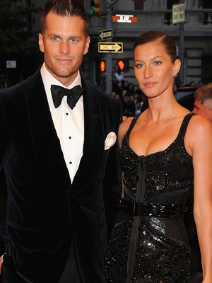REPORT: Gisele Bundchen Pregnant with Baby No. 2!