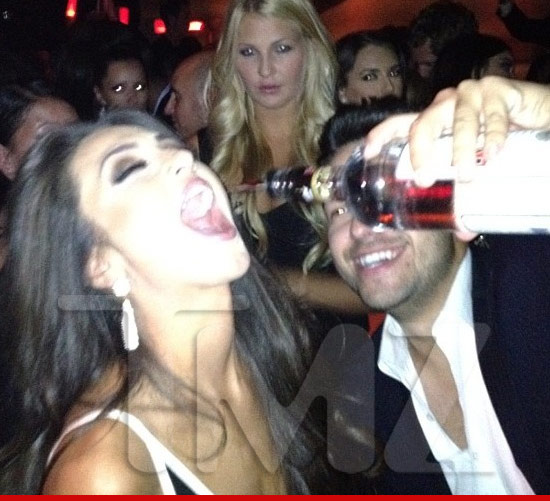 drop vodka usa party vegas sunday boozy photo tmz posted
