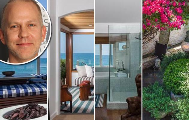 """Glee"" Creator Ryan Murphy Selling Malibu Beach Pad"