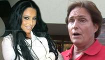 Kris Humphries' New Woman -- Kim Kardashian's Stepdad Is a Plastic Surgery Nightmare