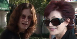 Sharon & Ozzy Osbourne Sued for Backyard Imperialism