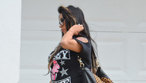 Snooki -- Baby Bump -- EXPOSED!