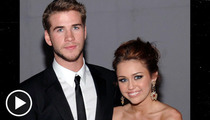 Miley Cyrus -- FINALLY Engaged at 19!