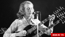 Bob Welch Dead -- Fleetwood Mac Member Dies of Apparent Suicide
