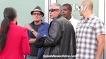 Charlie Sheen EXPLODES At Kings Game