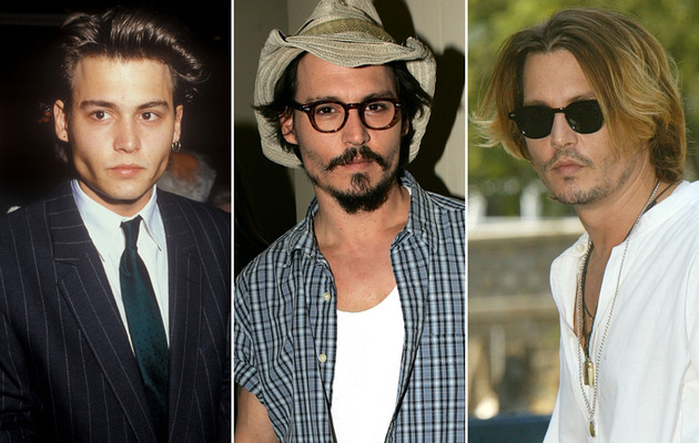 Johnny Depp Turns 49 -- See His Sexiest Shots!