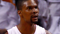 Chris Bosh Begs Judge to Let Daughter Come to Olympics
