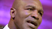 Evander Holyfield -- Child Support Debt Balloons to Over $500,000