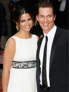 Matthew McConaughey and Camila Alves Get Married!