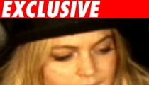 Lohan Allegedly Coked Up During Car Crash