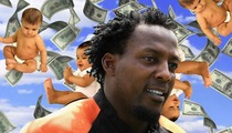 MLB Star Vladimir Guerrero -- My Baby Mamas Cost $25k a Month ... But It's Cool
