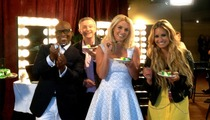 'X Factor' Judges -- Let Them Eat Cake!